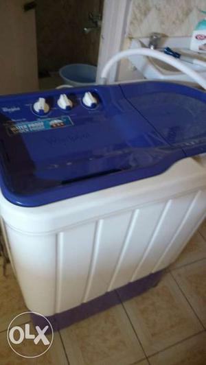 4 month Old Whirlpool Washing Machine for Sale