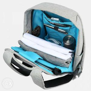 Anti theft Backpack for travelling, college,