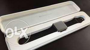 Apple Series 3 with 1 yrs warranty only /-