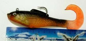 Fishing lure - high quality carbon steel hook