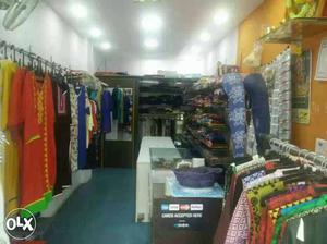 Good running shop for sale, one year old shop,