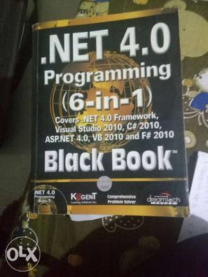Net 4.0 Programming 6-in-1 Black Book