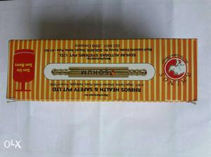 Rhinos Health & Safety PVT LTD Box