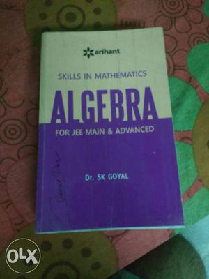 SK GOYAL JEE Book, new condition,  edition