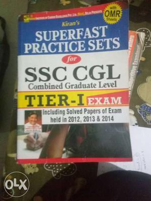 SSC CGL Combined Graduate Level Book