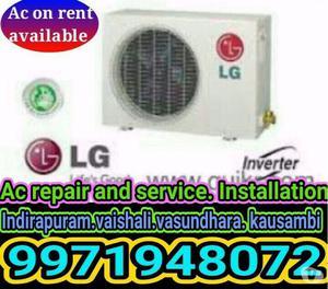 AC on rent in indirapuram Ghaziabad  Ghaziabad