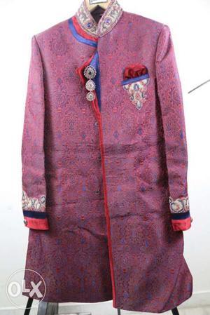 Sherwani/ Indo Western Dress/ Shervani