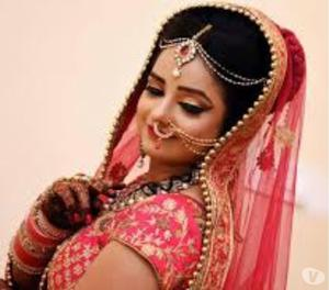 Best Engagement Makeup Artist in Delhi | Engagement Makeup A
