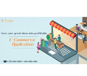 ECommerce Application Development Company India Hyderabad