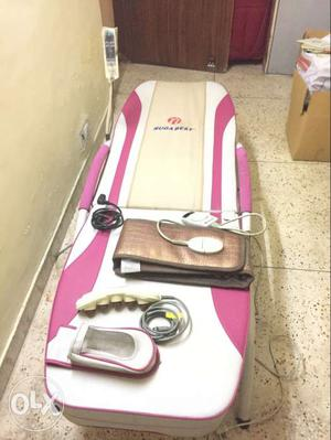 Nuga best bed new condition only once used