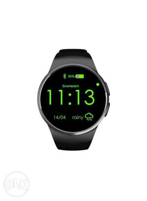 Smart watch with sim card original feature you can make a