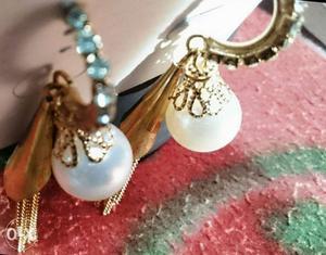 White Pearls Accessories