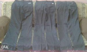 Brand New 3 Premium Quality Chinos Boys/Girls(Size-32) Black