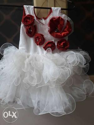 Frock for 1 to 2 years girl