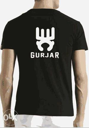 New Gurjar t shirt available