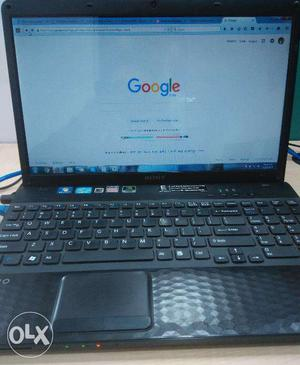 SONY VAIO Laptop in very good condition with original