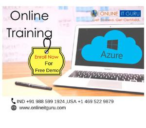 Azure Online Training Hyderabad | Online Training Bangalore