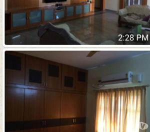 ready to move 4 bhk house in Orr main urgent 1.4 cr negotiab