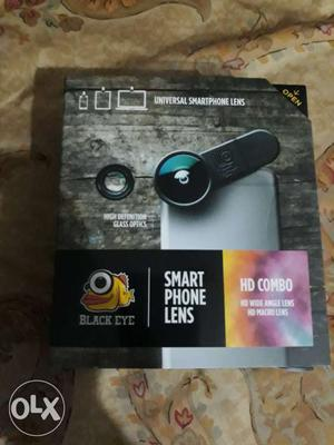 Brand new Black eye Smartphone lens, HD Combo,HD