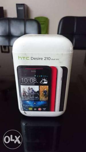 Brand new sealed htc desire 210 dual sim white