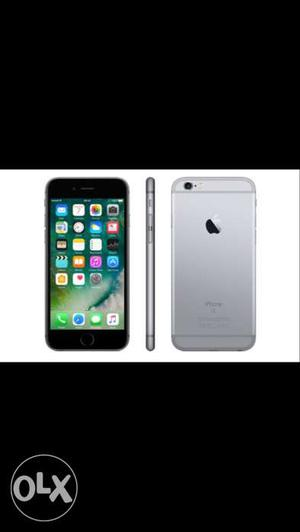 I want to sell my iPhone 6s (64 GB). Invoice is