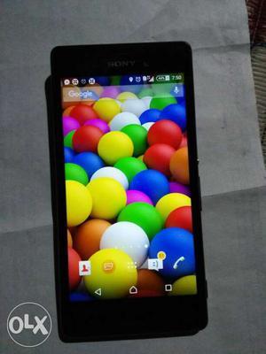 New look, sony xperia m4 aqua duel 4g mobile good