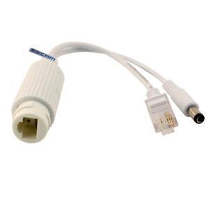 Power over Ethernet Passive PoE Adapter Injector Splitter