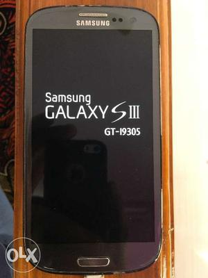 S3 16 gb 4g excellent condition outer body
