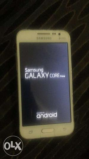 Samsung galaxy core prime approx 1 year old