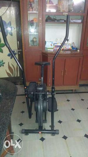 Aerofit elliptical fitness cycle