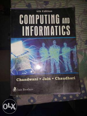 Computer science book new condition