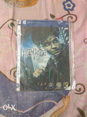 Harry Potter And The Goblet Of Fire Disc Case