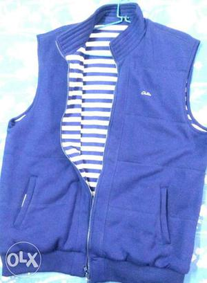 Octave branded new reversible sleeveless jacket 3XL
