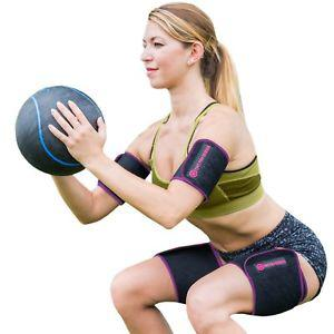 TNT Body Wraps for Arms and Slimmer Thighs - Lose Arm Fat &