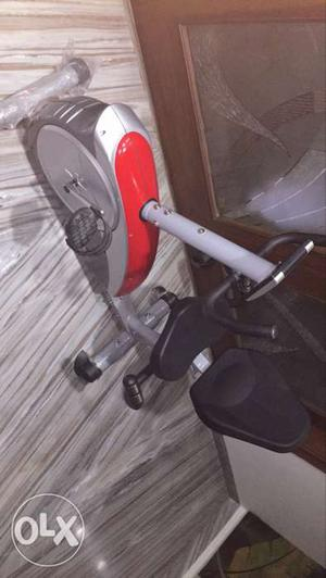 Viva fitness cycle for sale with bill and all