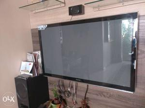 5 years old Panasonic 42 Inches Plasma TV in