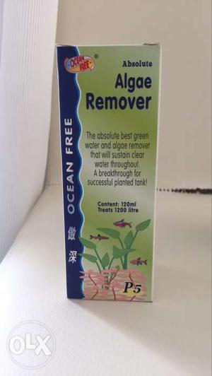 Absolute Algae Remover Box