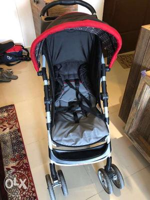 GRACO Stroller. Hardly used. Less than 1.5 yrs