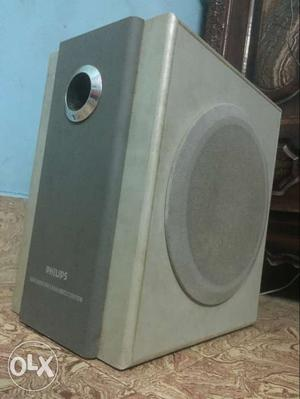 Philips 5.1 home theatre and amplifier