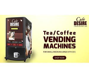 Shop for Coffee and Tea Vending machines online -