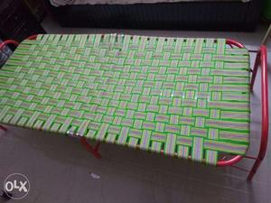 Foldable Single Bed and Mattress for SALE!!