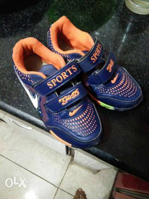 Brand new child sports shoes 13 no. good in