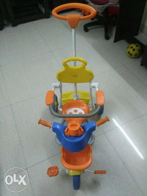 Mee Mee kid's tricycle in excellent condition for