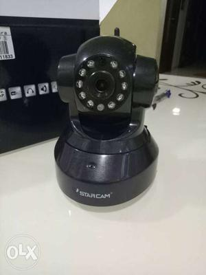 360 degree security camera operated from your