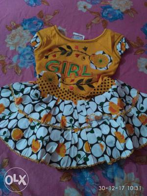 Frock for 1 to 2 Year baby