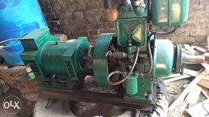 Green Diesel Generator
