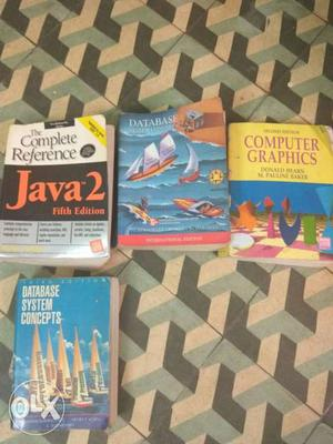 Technical books for sale. Price negotiable