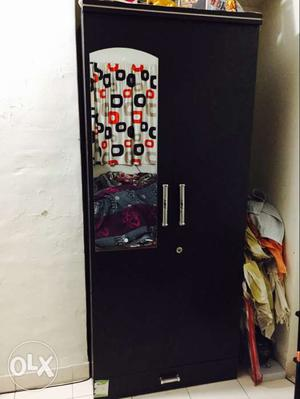 Cupboard used for less than 6 months. MRP was