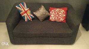 Grey Sofa almost new