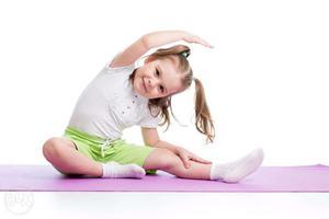 Home Visit Children Yoga Classes